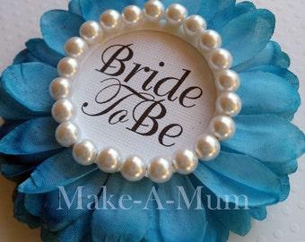 Bridal Shower Corsage,Bridal shower favors, wedding gift, Bride to be, Bride Badge,Team Bride,Wedding Party, Bridal Shower