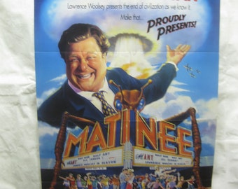 Matinee 1993 Movie Poster mp120