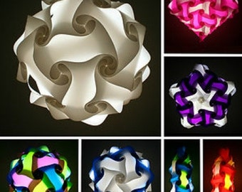 LuvALamps / Puzzle Lights / Large