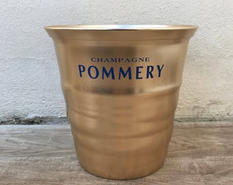 Vintage French Champagne French Ice Bucket Cooler POMERY 17011823