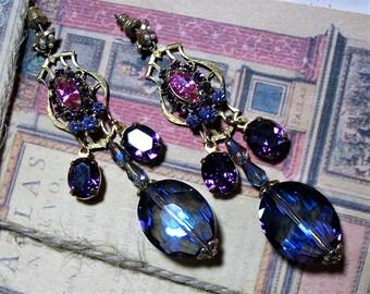 MUSETTE statement earrings