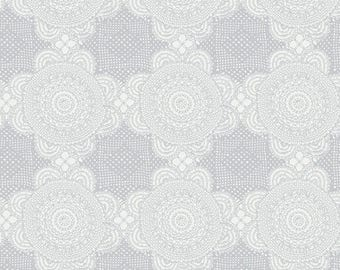 Doily Silver from Gembrook range by Ella Blue x 25cm