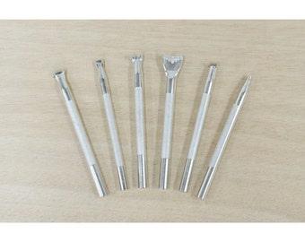 Basic Leather Stamping Set, Leathercraft Tools - 14600