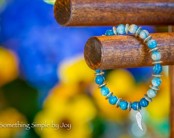 River Shell bracelet