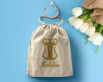 Personalized Lingerie Bag Travel Intimates