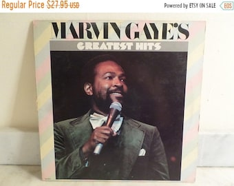 Vintage 1982 Vinyl LP Record Marvin Gaye's Greatest Hits Excellent Condition 15837