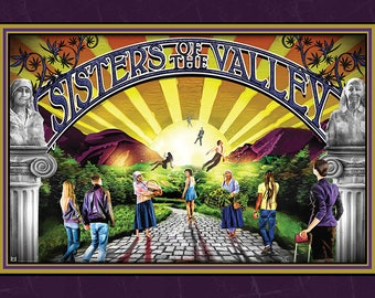 Sisters of theValley Poster