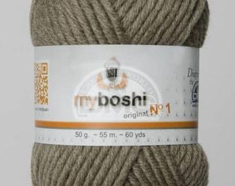 My Boshi 175 taupe wool
