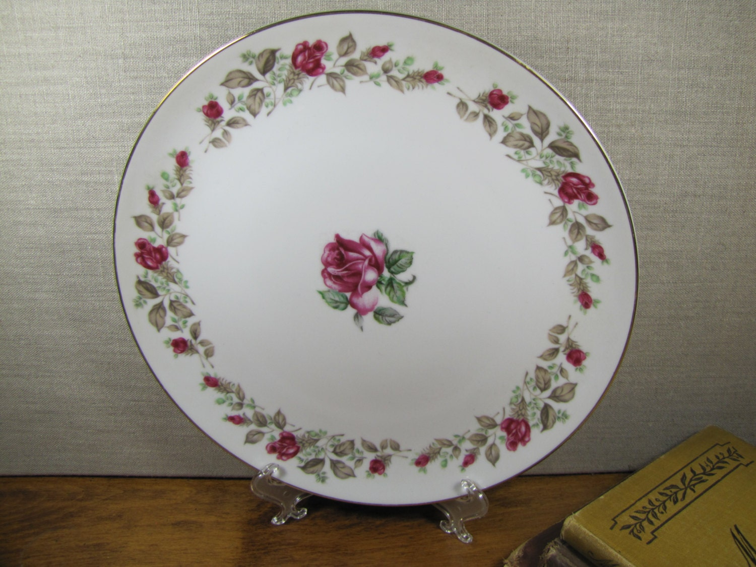 Rose Pattern China Cool Design Ideas