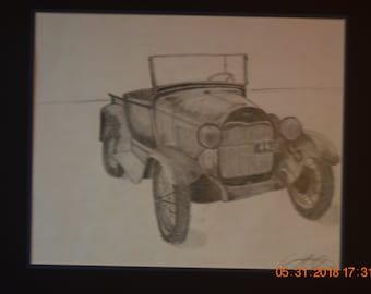 Old Times original sketch