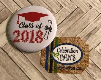 Achiever Graduation Buttons
