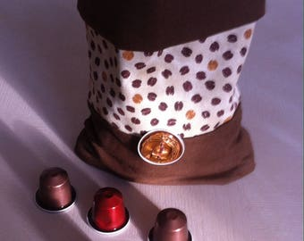 bag pouch for coffee capsules
