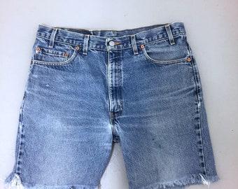 Levi's 517 shorts, Levis 517 shorts W 36 High Waste