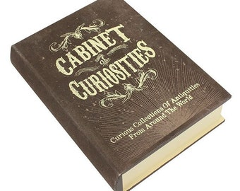 Cabinet of Curiosities Storage Book Box