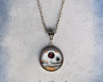 Droid Necklace