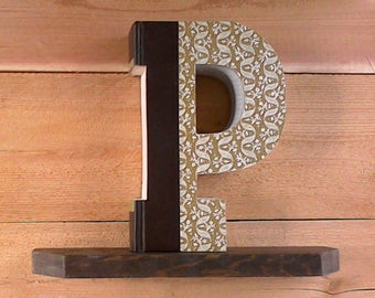 Book letter o 334 ready made book book cut letter book letter p 374 ready made letter cut spiritdancerdesigns Images