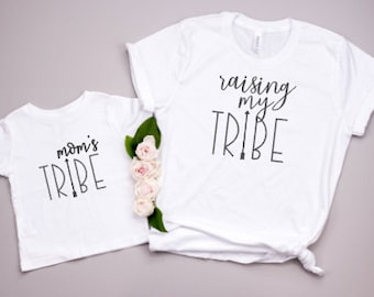 Raising My Tribe / Mom Tribe Set
