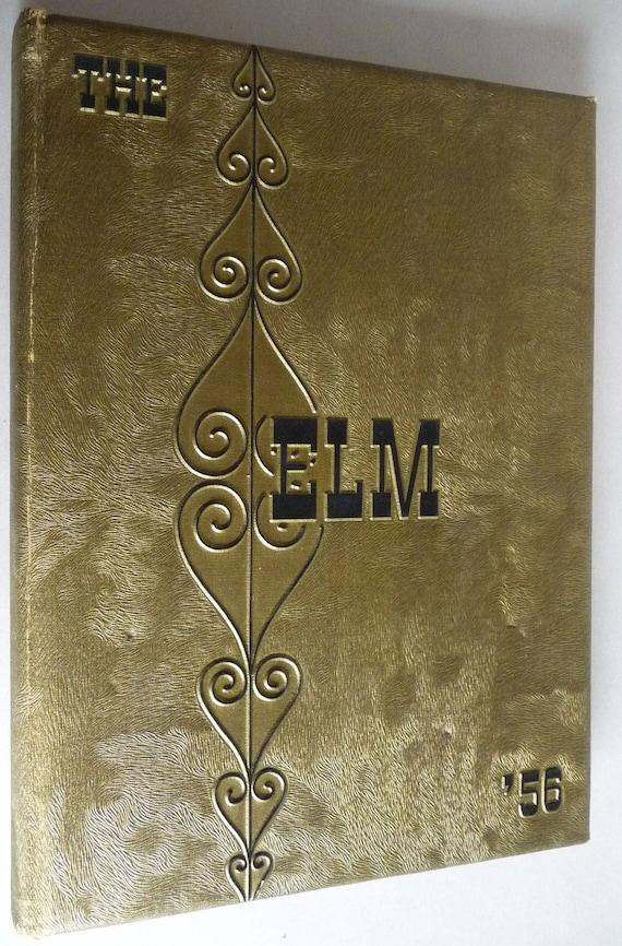San Mateo High School Yearbook (Annual) 1956 - The Elm - San Mateo County, California CA