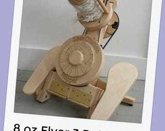 Hopper by SpinOlution Spinning wheel