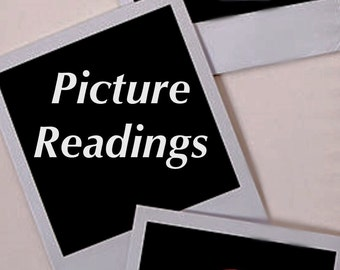 Psychic Picture Reading- Accurate & Authentic //  Quick Reply proof sent by pdf and mail
