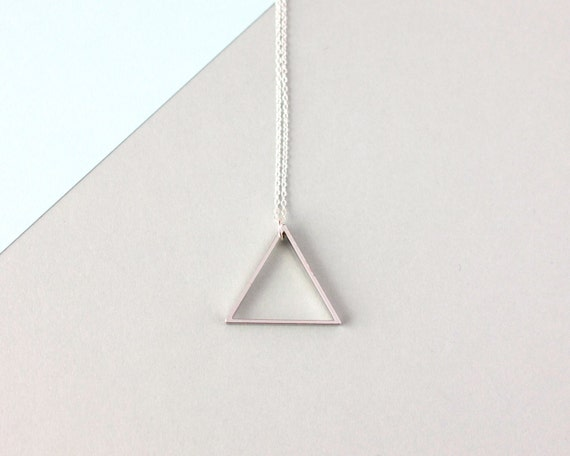 product jewelry circle pendant circles angel k handmade s triangle