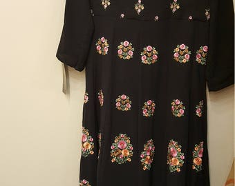 Gown style pakistani /indian dress