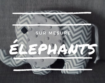 Custom Elephant / children / gifts / decoration