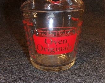 Anchor Hocking - Oven Originals - Measuring Cup - #496