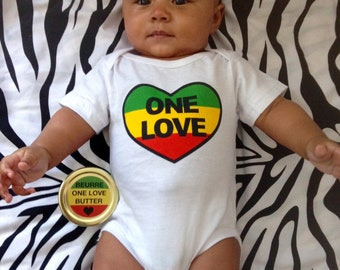 Baby One Love Onesie