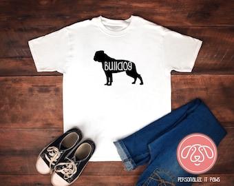 American Bulldog youth T-Shirt
