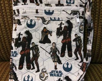 Star Wars Inspired Cross Body Bag/Purse