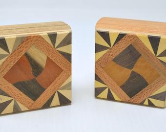 Handmade Wooden Keepsake Jewelry Boxes, Cedar Wood Boxes, Wooden Gift Boxes, Handmade Wood Jewelry Boxes