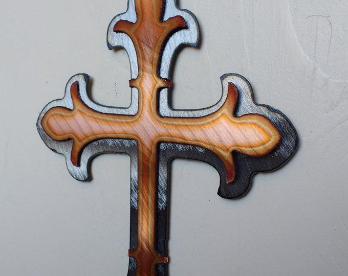 Baroque Cross