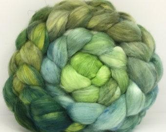 Sale Spinning Fiber Alpaca Superine/Yak/Mulberry/Firestar 37.5/25/25/12.5 - 5oz - Fairy Ring 2