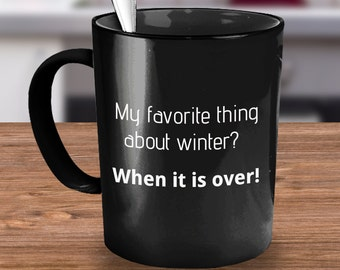 Winter Mug Best Friend Mug Best Friend Gift Coffee Mug