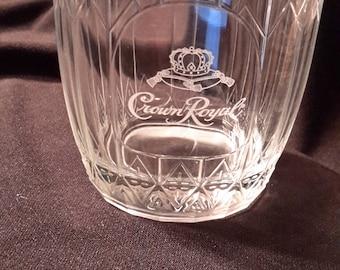 Crown Royal tumbler