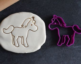 Horse - pony cookie cutter