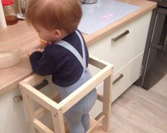 learning tower montessori helper based on customer kitchen high
