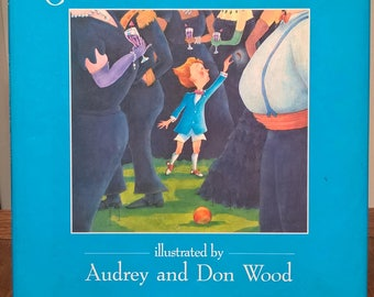 Elbert's Bad Word - Audrey Wood, Don Wood - First Edition, Children's Books, Bedtime Stories, Childrens Manners, Good Manners, Boys, Wizards