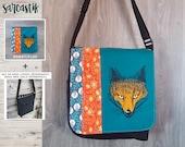 Fox face bag flap for MED...