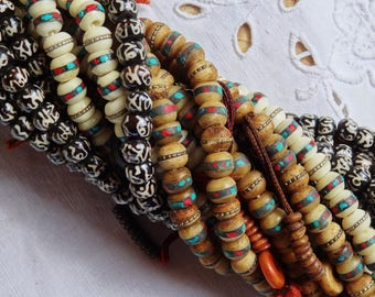 Advertising photo - Mala on sale in the shop