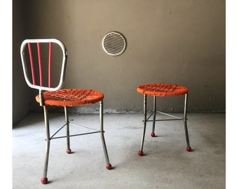Seat and stool