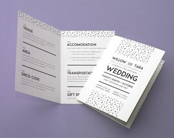 Custom wedding invitations | Personalised wedding invitations | Personalised getting married cards | Elegant Gatsby wedding invitation cards
