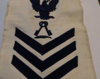 WW1 USN US Navy Commisaryman first class