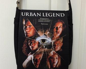 Urban Legend Inspired Messenger Bag / Purse