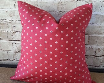 Red Christmas Pillow - Red Pillow Cover - Red Throw Pillow - Red Holiday Pillow -  Red Pillow - Throw Pillow Covers - Holiday Pillows