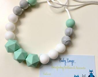 Teething Necklace* Silicone Necklace*Nursing Necklace