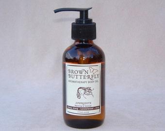 Aphrodite Aromatherapy Body Oil