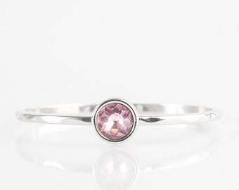 Paparazzi Diamonds For Breakfast Bracelet - PINK