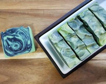 Bergamot Black Tea Cold Process Soap